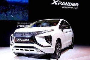 Mitsubishi Xpander làm nên lịch sử khi lần đầu vượt doanh số Toyota Innova