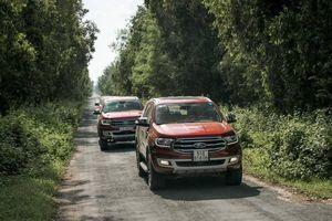Ford Everest có gì để chinh phục các gia đình Việt?