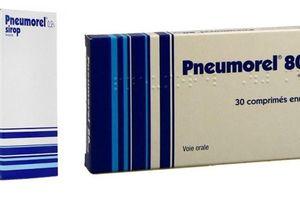 Thu hồi thuốc Pneumorel vì có nguy cơ gây rối loạn nhịp tim