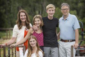 Vợ tỷ phú Bill Gates chia sẻ cách giảm strees, bớt cáu giận khi nuôi dạy con