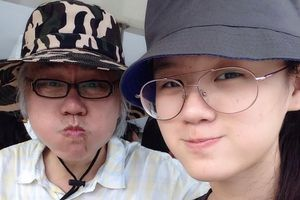 Mối tình ông cháu 'rúng động' showbiz Đài Loan: 6 năm vẫn bền chặt, chuẩn bị sinh con