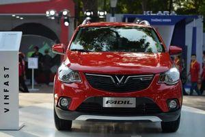 Quý II/2019, VinFast bàn giao xe giá rẻ Fadil tới khách hàng