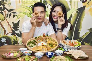 Cao Xuân Tài ''ủ mưu'' cùng Trương Diệu Ngọc trước thềm Vietnam Fitness Model 2019