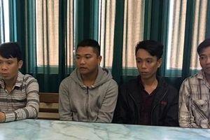 Khởi tố nhóm đối tượng tấn công Thiếu úy Công an vì bị 'nhắc nhở'