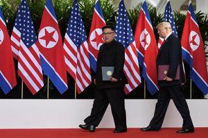 Tổng thống Trump có bình luận bất ngờ trước thềm hội nghị thượng đỉnh Mỹ - Triều