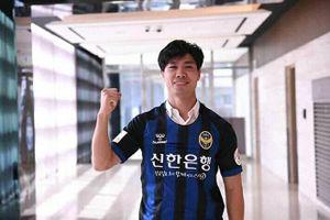 Công Phượng ghi bàn trong lần đầu ra sân cho Incheon United