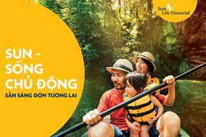 Sun Life Việt Nam ra mắt SUN – Sống Chủ Động