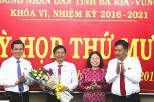 Nhân sự mới Nghệ An, Thanh Hóa, Quảng Ninh, TPHCM và Bà Rịa- Vũng Tàu