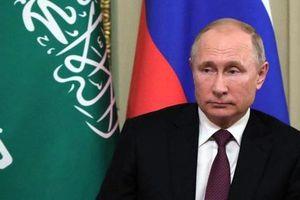 Nga mở rộng tham vọng Trung Đông: Bỏ ngỏ trong quan hệ với Saudi Arabia?