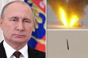 Tổng thống Putin: Tên lửa Avangard giống như vệ tinh nhân tạo Sputnik-1