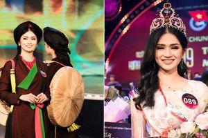 Cận cảnh cô gái 19 tuổi vừa đăng quang 'Người đẹp Kinh Bắc 2019'