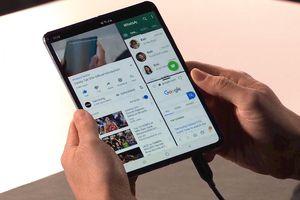Samsung Galaxy Fold chính thức: 46 triệu đồng, 6 camera, 3 cách đa nhiệm