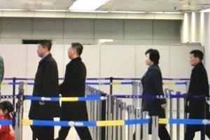 Đặc phái viên Triều Tiên về Mỹ đã đến Hà Nội