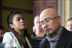Luật sư của bà Thảo trao đổi với ông Vũ tại tòa về khả năng tái hợp