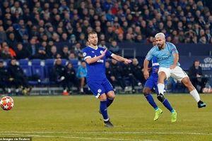 Rượt đuổi siêu kịch tính, Man City thắng nghẹt thở Schalke