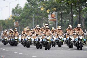 Tung 100% quân số bảo vệ ANTT Hội nghị Thượng đỉnh Mỹ - Triều