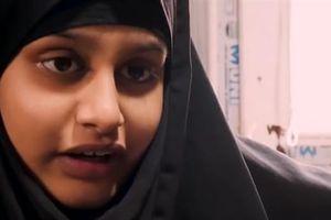 Anh tước quyền công dân thiếu nữ cưới IS