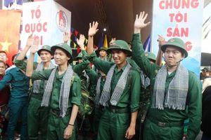 Các địa phương tiếp tục tổ chức ngày hội tòng quân
