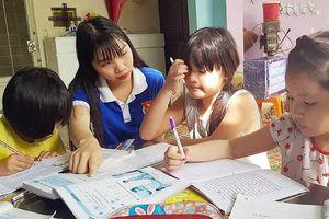 Gia sư - cơ hội việc làm cho sinh viên
