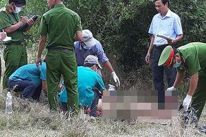 Phát hiện người phụ nữ chết lõa thể trong rừng