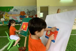 Ngôi trường của tình hữu nghị Việt Nam - Triều Tiên