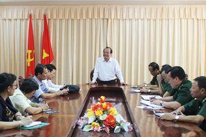 Tiền Giang họp Ban Chỉ đạo chuẩn bị cho Lễ kỷ niệm 60 năm Ngày Truyền thống BĐBP
