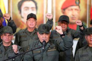 Venezuela tăng cường phong tỏa biên giới