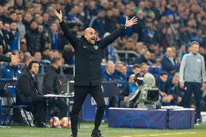 HLV Pep Guardiola: 'Man City vẫn còn nhiều việc phải làm với Schalke'