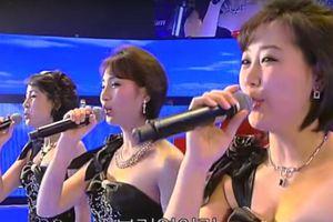 Nhan sắc nhóm 'Spice Girls' Triều Tiên do ông Kim Jong Un thành lập