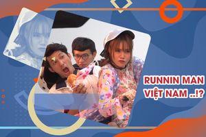 Hé lộ hậu trường 'siêu lầy' của Trấn Thành, Lan Ngọc trong 'Running man Vietnam'
