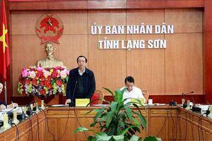 Công bố kết luận thanh tra chợ truyền thống Đồng Đăng