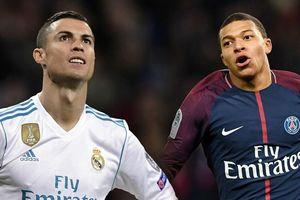 MU đàm phán mua Luis Suarez, Mbappe vượt Ronaldo