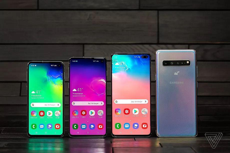 Đánh dấu 1 thập kỷ 'dải ngân hà', Samsung ra mắt 4 mẫu Galaxy S10