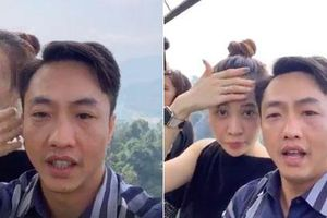 Đàm Thu Trang 'dằn mặt' các cô gái có ý định nhắn tin cho Cường Đô La