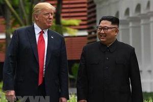 Tổng thống Trump muốn gặp lại Chủ tịch Triều Tiên sau cuộc gặp lần 2