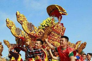 Khai hội Từ Lương Xâm kỷ niệm 1081 năm chiến thắng Bạch Đằng