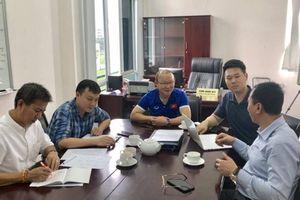 HLV Park Hang-seo có cố vấn đặc biệt cho chiến dịch săn vé Olympic