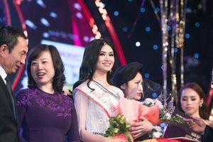 Ngắm nhan sắc xinh đẹp của chân dài đăng quang Người đẹp Kinh Bắc