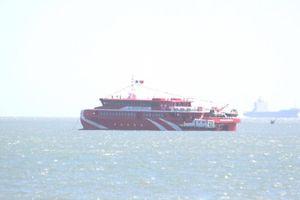 Tàu cao tốc Vũng Tàu - Côn Đảo hủy chuyến, hàng trăm khách mắc kẹt