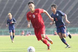 Phung phí cơ hội, U22 Việt Nam không thể đánh bại Thái Lan