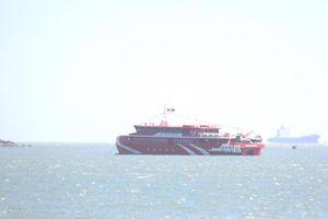Tàu cao tốc Vũng Tàu - Côn Đảo hoạt động thế nào sau sự cố?