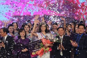 Thu Phương đăng quang 'Người đẹp Kinh Bắc năm 2019'