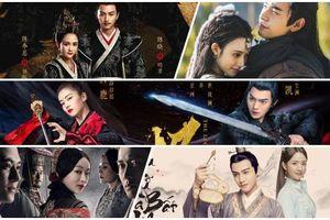 Năm phim truyền hình cổ trang Hoa ngữ đang phát sóng, tác phẩm nào đáng xem hơn cả?