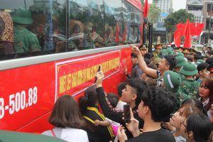 Hà Nam: Tưng bừng ngày hội giao quân