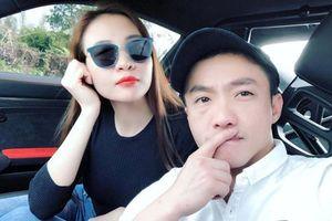 Cường Đô La phản hồi thông tin Đàm Thu Trang mang bầu 3 tháng