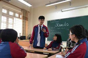 Tranh biện - 'Món ăn tinh thần' mới cho học sinh THPT