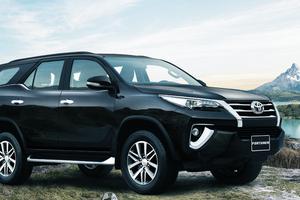 Xe Toyota Fortuner sẽ được lắp ráp tại Việt Nam?