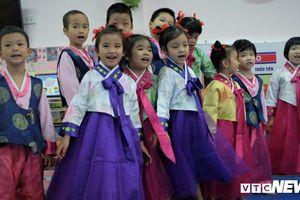 Ngôi trường biểu tượng của mối quan hệ Việt Nam - Triều Tiên
