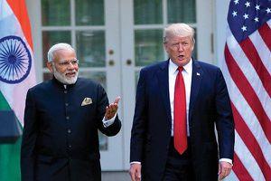 Mây mờ bao phủ quan hệ Mỹ - Ấn