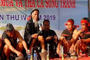 Độc đáo lễ hội cầu mưa ở Quảng Nam